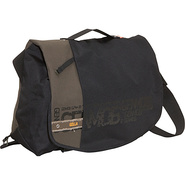 Pico 17.3  Laptop Messenger Bag Black - Golla Mess