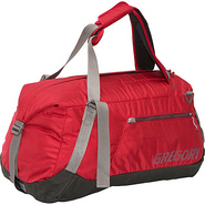 Stash Duffle 65 Liter - Sunset Red