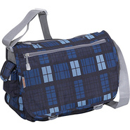 Terry Messenger - Tartan Navy