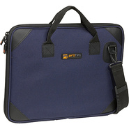 Slim Portfolio Bag - Blue