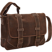 Sorrento Laptop Messenger - Distressed