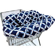 Ritzy Sitzy Shopping Cart & High Chair Cover Socia