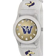 Rookie White - College Washington Huskies Black -