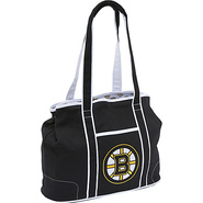 Boston Bruins Hampton Tote Black - Concept One Jun