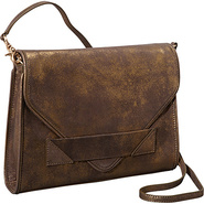 Calie Crossbody Metallic Brown - Botkier Designer