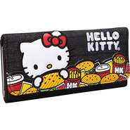 Hello Kitty Burger Wallet Multi Colored - Loungefl