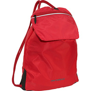 Performance Sackpack Red - New Balance School & Da