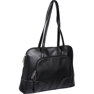 Classic Margot Laptop Tote Black - Sorella New Yor