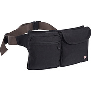 Lexington Waist Bag (CD) Black - TOKEN Waist Packs