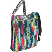 Sidewinder Fall Feathers - Kavu Fabric Handbags
