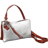 Cache Crossbody Quicksilver - Foley + Corinna Desi