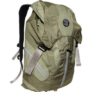 Kampus Duffle 16  Laptop Backpack Khaki - SLAPPA C