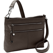 Tablet X-Body Brown - Tignanello Leather Handbags