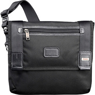 Alpha Bravo Beale Mini Messenger - Black