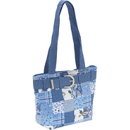 Medium Patched Tote, Precious - Shoulder Bag