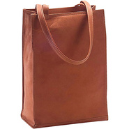 Lunch Box Tote - Vachetta Tan
