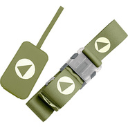 Frommer's Bravo Belt+Tag Set - Sage Green
