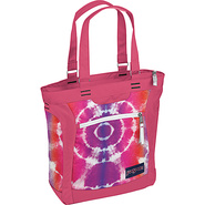 Jansport Ella Tote - Pink Prep Hippy Skip