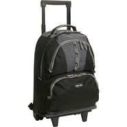 Rolling Backpack 18  - Black