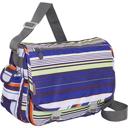 Terry Messenger Horizon-Navy - J World Messenger B