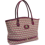 Monte Carlo 20  Shopper Woven - Oleg Cassini Lugga