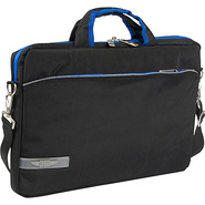 E2 London Metro Bag - Black Blue