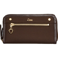 Love  Wallet with Removable ID Holder