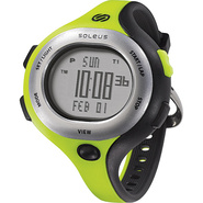Chicked Electric Green/black/silver - Soleus Watch