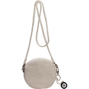 The Sak Classic Mini Convertible Round Crossbody P