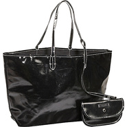 Wellie Tote - Black
