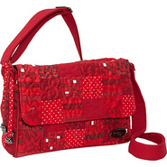 Pauline Bag Lipstick - Donna Sharp Fabric Handbags
