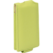 Deluxe Nano IPOD Case - Key Lime Green