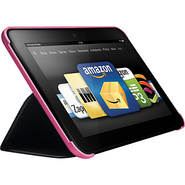 MicroShell Folio for Kindle Fire HD 8.9 Pink - Mar