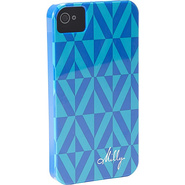 Geo Print iPhone 4/4S Case Multi - Milly Designer