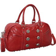Zee Satchel - Forever Yours Red