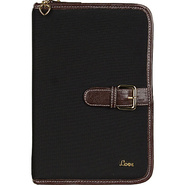 Love  Small/Thinline Book/Bible Cover - Black