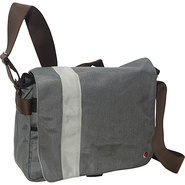 Astor Shoulder Bag (M) W Grey/Silver - TOKEN Men's
