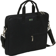 Laptop Brief 15.4 -Deco - Black