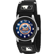 Rookie Black - MLB New York Mets Black - Game Time