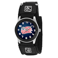Rookie Black-MLS NE REVOLUTION - Game Time Watches