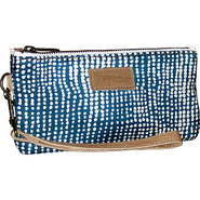 Cher Wristlet Poppyseed - Brynn Capella Leather Ha