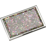Mother of Pearl Business Card Case - As