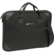 Slim Portfolio Bag - Black