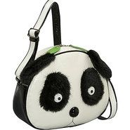 Panda Face Shoulder Bag - Cross Body