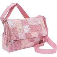 Pauline Bag, Pink Passion - Cross Body