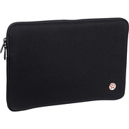 Crosstown 11  Laptop Sleeve Black - TOKEN Laptop S