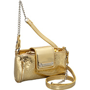 Insta-Glam Mini Tech Crossbody Bright Gold/Bright