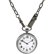 Eddie Pocket Watch - White