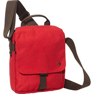 Fulton Mini Bag (B) Red - TOKEN Men's Bags
