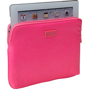 Bright Lights iPad Sleeve Hot Magenta - Nine West